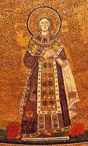 SanctaAgnes_mosaico_Santa_Agnese_fuori_le_mura